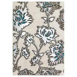GRIS FLOWER TURKUS 25X36 INS.
