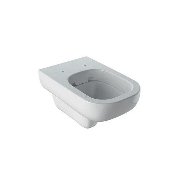 GEBERIT Smyle Square fali WC, Rimfree