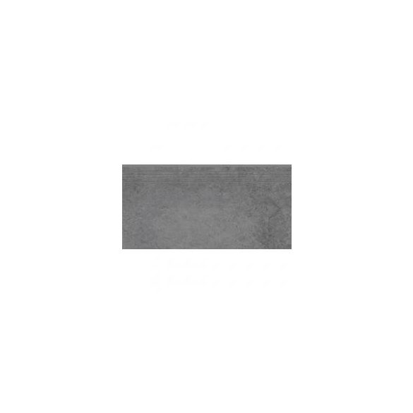 Cerrad TACOMA GREY ENGRAVED STAIR 597x297x8