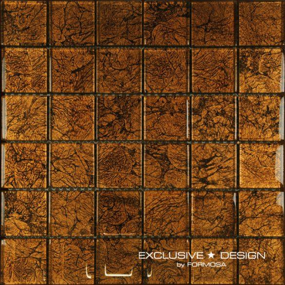 EXCLUSIVE ÜVEG MOSAIC 8 mm No.24
