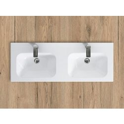 AREZZO design Piazza 120 cm-es dupla mosdó