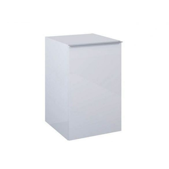 AREZZO Monterey 40 cm-es alsóelem 1 ajtóval magasfényű fehér
