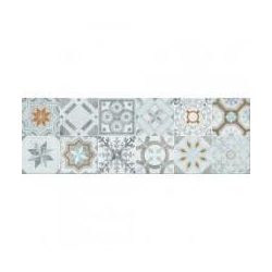 CONCRETE STYLE INSERTO PATCHWORK 20x60