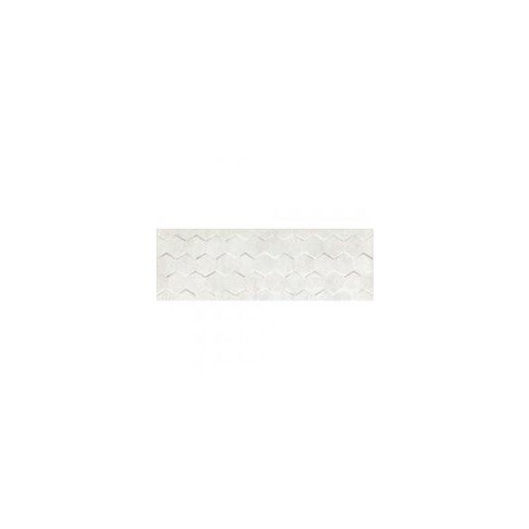 Flame - Universal White Hexagon - 25x75