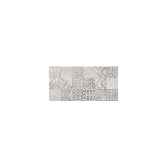 HARMONY GRYS PATCHWORK 30X60