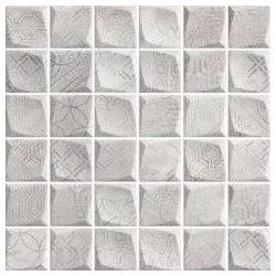 HARMONY GRYS MOSAIC MIX K.4,8X4,8 29,8X29,8