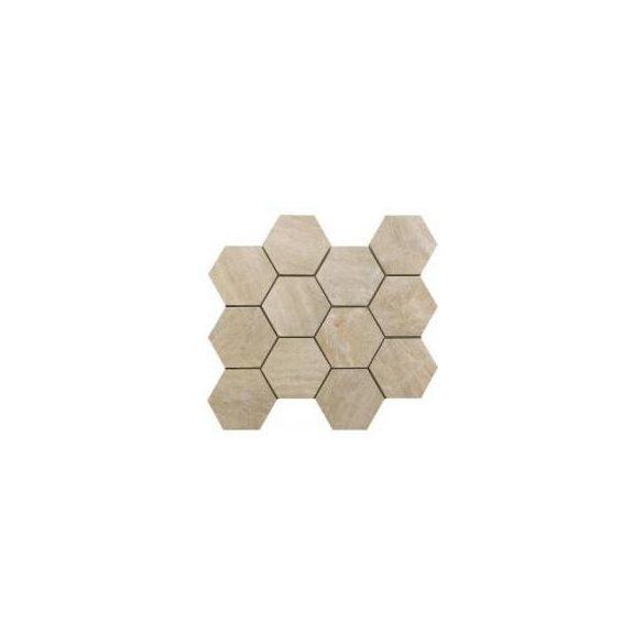 MYStone Sand hexagon mozaik 30x34