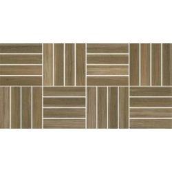 AMBIO BROWN MOSAIC 20X40
