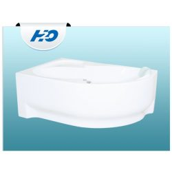 H2O Fortuna asszimetrikus kád