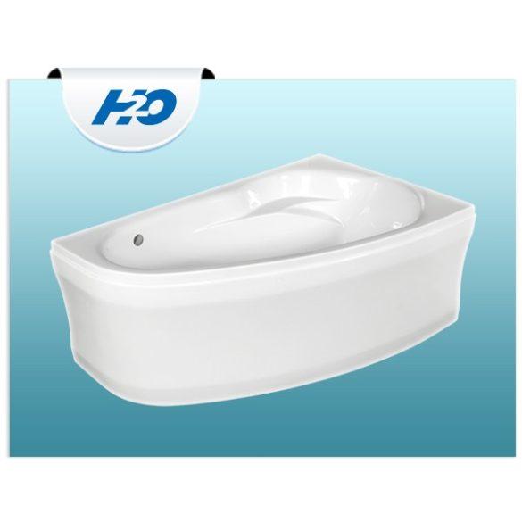 H2O Kitty asszimetrikus kád 150x95