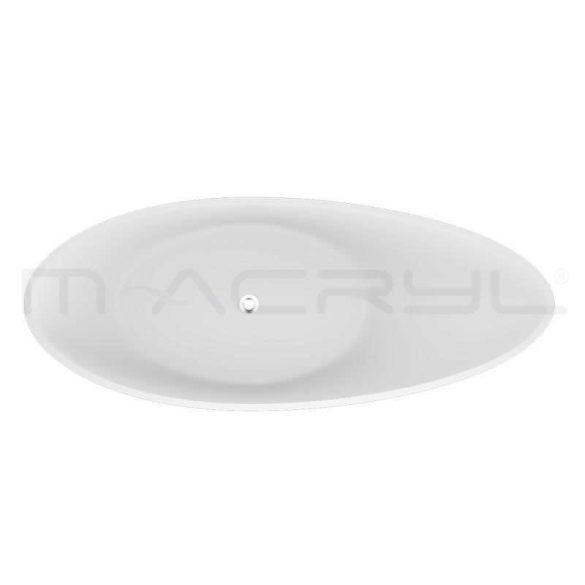 M-acryl Paradise szabadon álló kád