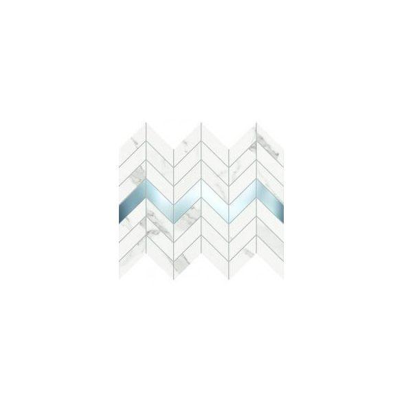 Vienna white 29,8x24,6 mozaik