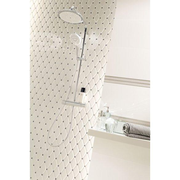 Abisso white dekor 7,2x74,8