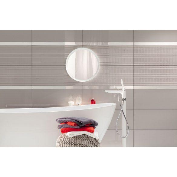 Abisso  grey dekor 7,2x74,8