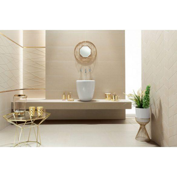 House of Tones beige STR 59,8x59,8 padló