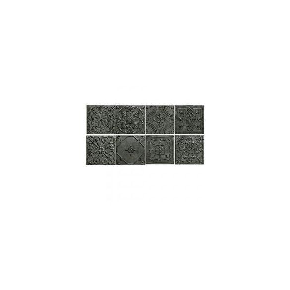 Tubadzin Tinta platinum 14,8x14,8 dekor