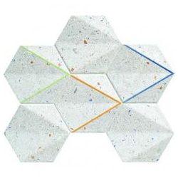 Dots grey 29,8x22,1 mozaik