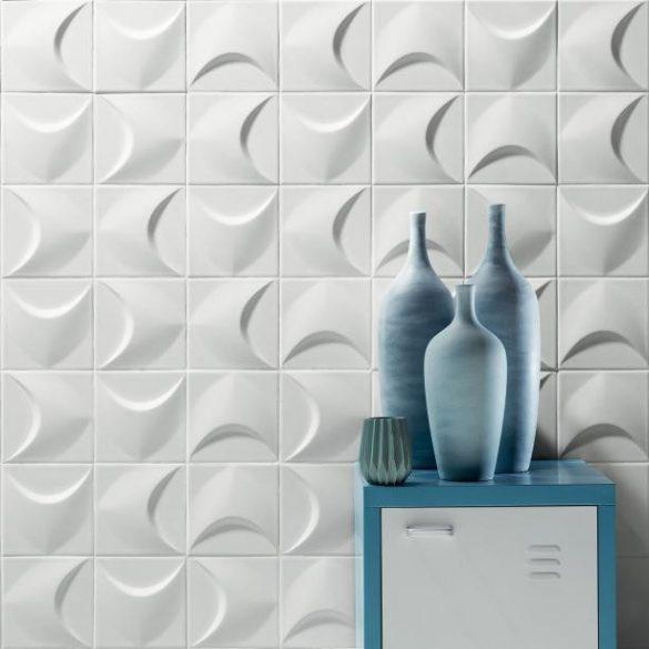 Tubadzin Colour white STR 1 14,8x14,8 Gat.1