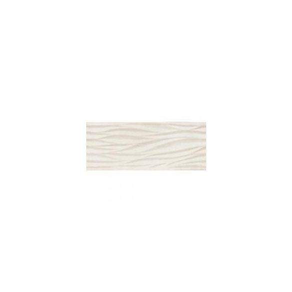 Lugano cream wave 20x50 cm