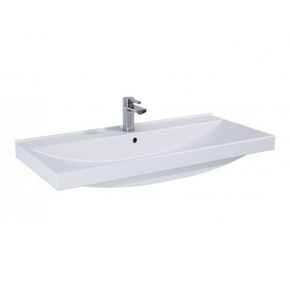 AREZZO  design Maxxi 100 cm-es mosdó