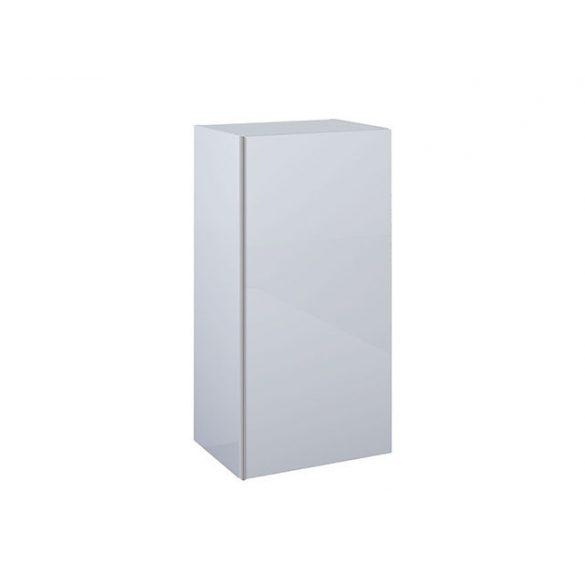 AREZZO Monterey 40x31,6 cm felsőelem 1 ajtóval magasfényű fehér