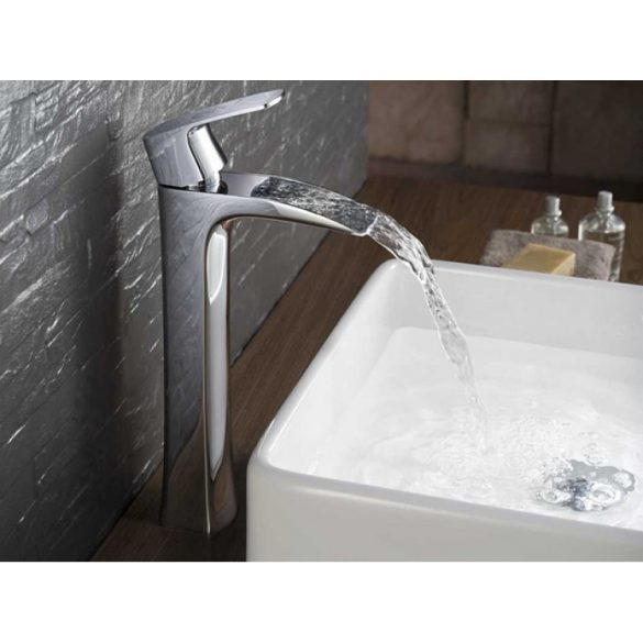 AREZZO design Wakefield Cascade magasított mosdó csaptelep AR-7002