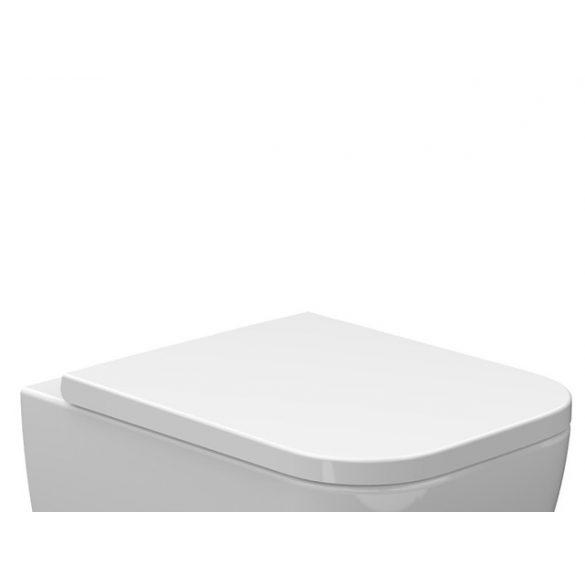 AREZZO design Ohio Slim Soft Close lecsapódásgátlós WC tető AR-OSCSLIM