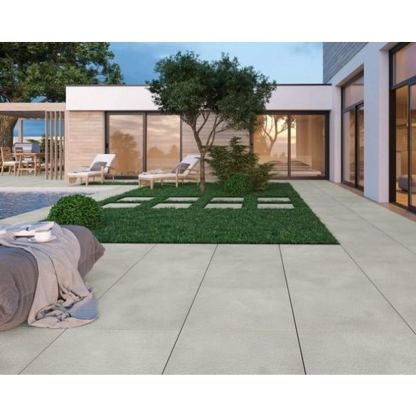 Garden Grafit Struktura padló 60x60x2