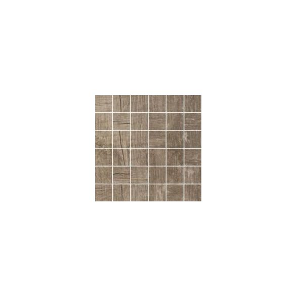 Trophy Brown MOZAIKA (kostka 4,8 x 4,8) 29,8 x 29,8