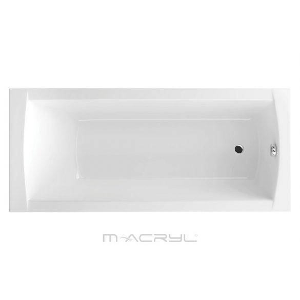 M-acryl Viva egyenes akril kád
